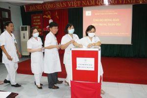 Bác sĩ BVĐK tỉnh Tuyên Quang chia sẻ khó khăn với đồng bào Miền Trung