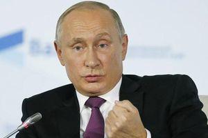 Ông Putin: Mỹ hết thời thống trị, Trung Quốc thành siêu cường