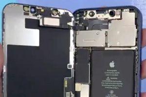 Bên trong iPhone 12