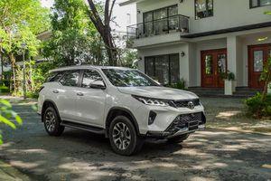 Giới thiệu Toyota Fortuner 2020