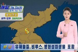 Triều Tiên cảnh báo về bụi cát vàng có thể mang mầm bệnh từ Trung Quốc