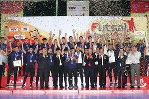 Bế mạc Giải futsal VĐQG 2020