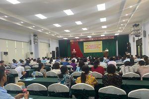 Quảng Ninh tập huấn, truyền thông công tác gia đình