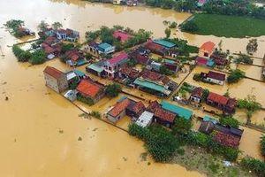 Ngành Ngân hàng hỗ trợ khắc phục hậu quả mưa lũ