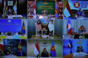 Tăng cường hợp tác thực chất giữa không quân các nước ASEAN
