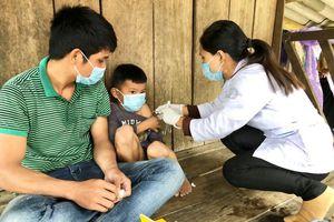 Quảng Ngãi tập trung phòng, chống bệnh bạch hầu lây lan