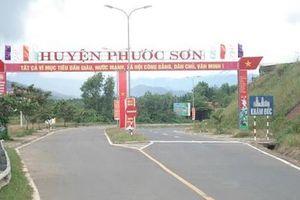 Trộm 'viếng' trụ sở huyện ở Quảng Nam, lấy hàng chục triệu đồng