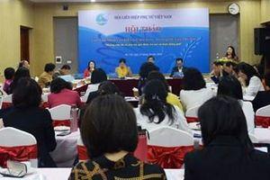 Hội Liên hiệp Phụ nữ Việt Nam góp ý dự thảo Văn kiện Đại hội Đảng toàn quốc lần thứ XIII