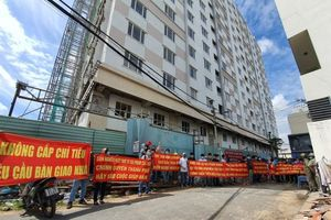 Tân Bình Apartment sai phạm 'chồng chất' thế nào... TP HCM ra tối hậu thư?