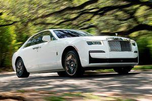 Rolls-Royce Ghost mới khiến người dùng 'phát mệt' vì quá yên tĩnh
