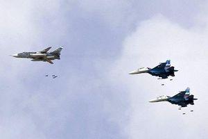 Tình hình chiến sự Syria mới nhất ngày 23/10: Không quân Nga dồn dập oanh kích khủng bố HTS tại Syria