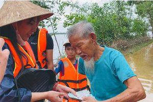 Vụ ca sĩ Thủy Tiên kêu gọi từ thiện miền Trung: Chủ tịch Hội Chữ thập đỏ Việt Nam nói gì?