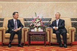 Đẩy mạnh hợp tác giữa các địa phương Việt Nam và Châu Hồng Hà, tỉnh Vân Nam, Trung Quốc
