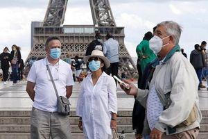 Tiếp tục ghi nhận kỷ lục về số ca nhiễm, Pháp mở rộng lệnh giới nghiêm vì dịch Covid-19