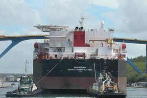 Tàu chở dầu của Venezuela có nguy cơ gây ra thảm họa môi trường