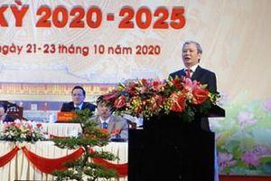 Ông Lê Trường Lưu tái đắc cử Bí thư Tỉnh ủy Thừa Thiên - Huế với số phiếu tuyệt đối
