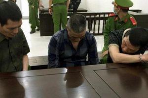 Bỏ trốn khi đang bị áp tải đến tòa, Trung 'điếu' nhận thêm 42 tháng tù giam