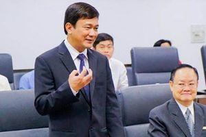 Cách chức Hiệu trưởng Đại học Tôn Đức Thắng đối với ông Lê Vinh Danh