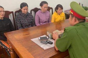 Đắk Lắk: Khởi tố 4 phụ nữ cầm đầu đường dây ghi lô đề