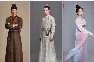 'Phong khởi Lạc Dương': Fan hứng khởi trước tạo hình chính thức của Vương Nhất Bác, Tống Thiến, Hoàn Hiên