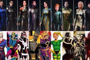 Marvel hé lộ những điều cần biết về chủng tộc thần thánh Eternals