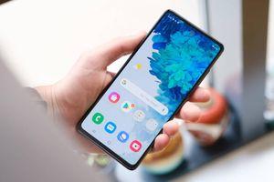 Samsung Galaxy S20 FE bị lỗi màn hình cảm ứng?