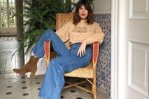 Thời trang phong cách Pháp: Mặc đồ rộng hơn 1 size và không cố tỏ ra khác biệt