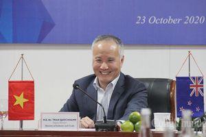 Việt Nam - New Zealand: Tạo thuận lợi thương mại, thúc đẩy hợp tác song phương hiệu quả