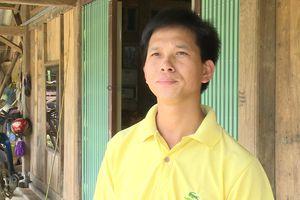 Tuyên Quang: Anh Triệu Văn Ấy viết đơn xin thoát nghèo