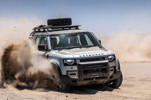 Jaguar Land Rover thử nghiệm vật liệu nhẹ công nghệ hàng không vũ trụ cho phương tiện tương lai