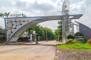 Công ty LDG xây dựng hàng trăm căn nhà trái phép tại dự án Viva Park