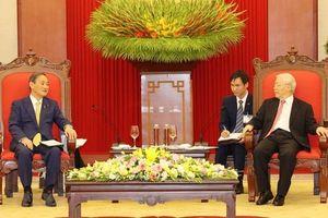 Thủ tướng Suga đánh giá thành công và đề cao chuyến thăm Việt Nam và Indonesia