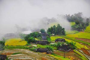 Nao lòng sắc thu vàng ở Hà Giang cuối tháng 10