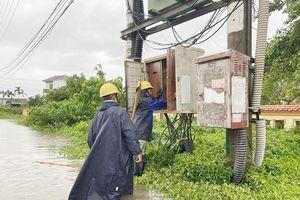Quảng Bình: Trên 83% khách hàng đã được cấp điện trở lại