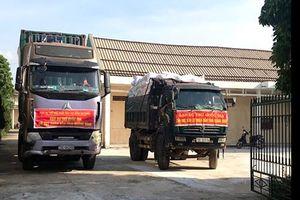 Cục Dự trữ Nhà nước khu vực Bình Trị Thiên: Khẩn trương xuất cấp 3.000 tấn gạo dự trữ quốc gia