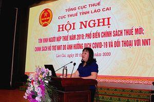 Lào Cai: Tuyên dương 89 tổ chức, cá nhân thực hiện tốt pháp luật thuế