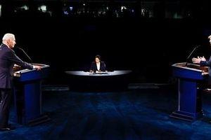 Khác biệt giữa hai ứng viên tổng thống sau cuộc tranh luận cuối cùng