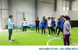 Chính thức: HLV Park Hang Seo có thêm trợ lý đồng hương