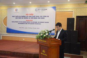 Xây dựng và phát triển thị trường carbon ở Việt Nam