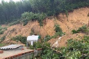 Tìm thấy thi thể 2 nạn nhân bị lũ cuốn khi đi rừng ở Quảng Bình