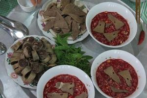Cân nhắc kỹ khi sử dụng nội tạng động vật làm thức ăn