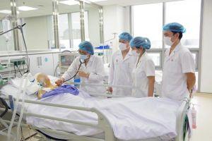 Bệnh viện TWQĐ 108 nhận giải thưởng bạch kim của Hội Đột quỵ thế giới