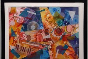 Hà Nội: Triển lãm tranh 'Being an Artist' - góc nhìn khác biệt của teen 2K về thế giới