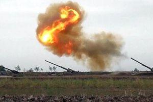 Armenia khó sử dụng pháo binh vì nguy cơ đạn lạc vào đất Iran
