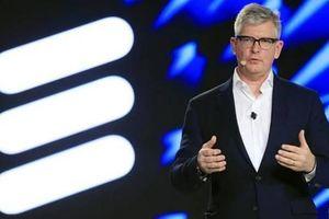 Doanh thu quý 3 của Ericsson tăng vọt nhờ vào 5G ở Trung Quốc