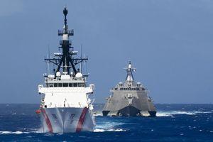 Tuần duyên Mỹ sẽ đối phó việc đánh cá trái phép của Trung Quốc