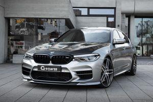 Bản độ BMW M5 mạnh gần 890 mã lực có giá 136.000 USD