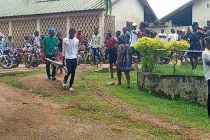 5 trẻ thiệt mạng trong vụ xả súng ở trường học tại Cameroon