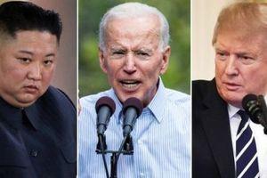 Ông Biden chế nhạo ông Trump, ra điều kiện với Kim Jong-un