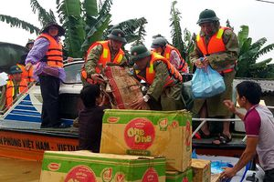 Thủ tướng Chính phủ quyết định tạm cấp 500 tỉ đồng hỗ trợ khẩn cấp các tỉnh miền Trung